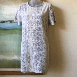Dresses & Skirts - OBEY N•89 Snakeskin Pattern Dress Stretchy Medium